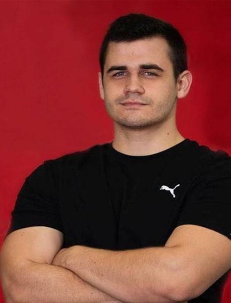 Tóth Péter személyi edző