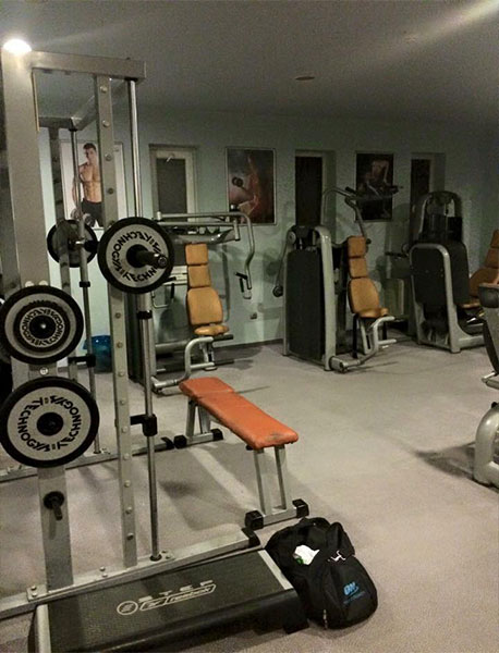 Diamond Fitness Centrum konditerem