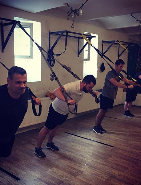 Fitness Györ konditerem
