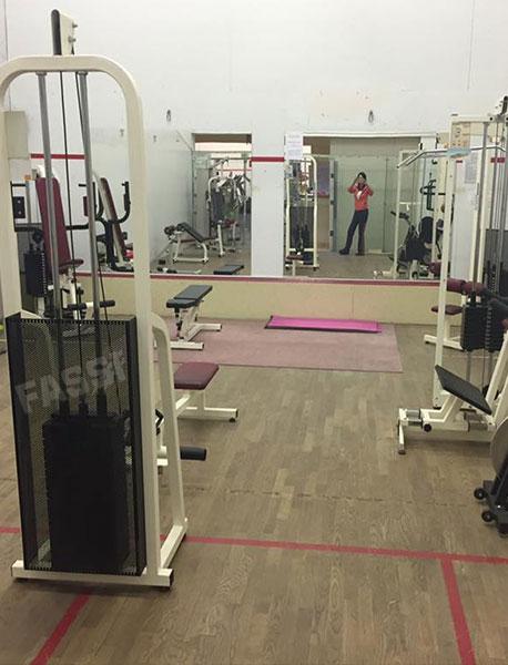 Fitt Woman Fitness konditerem