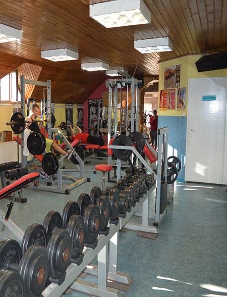 Freedom Gym konditerem