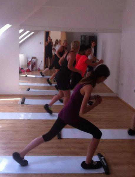 Harmónia fitness konditerem