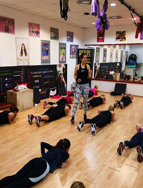 Kellys Fitness & Life Style konditerem
