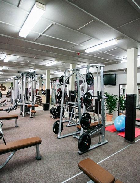 RB Fitness konditerem