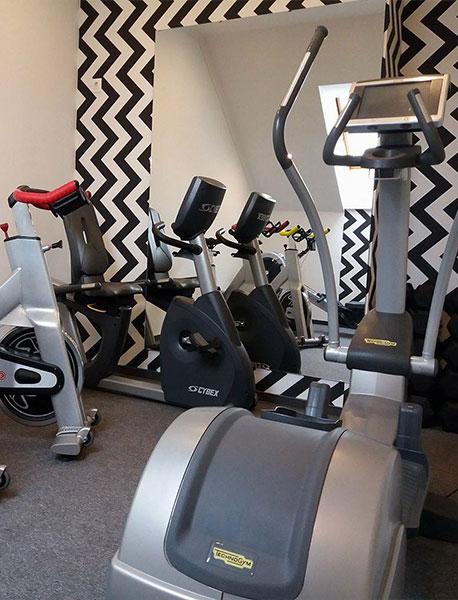 Sr fitness konditerem
